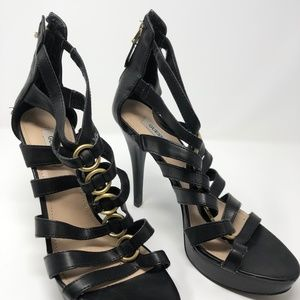 Slave Sandals In Guess Summer Collection • The Sugar Styles